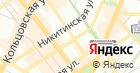 Типография Полиграфия-сервис на карте