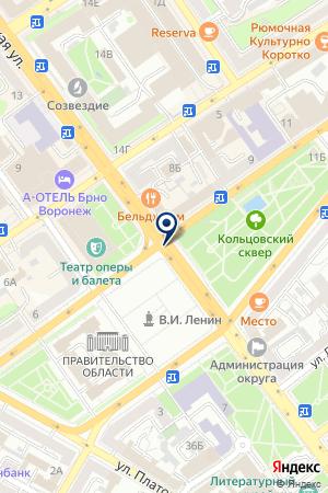 GFI.CENTER - ГАЗОБАЛОННОЕ ОБОРУДОВАНИЕ РАЗЛИЧНЫХ СИСТЕМ на карте Воронежа