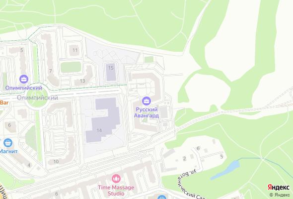 жилой комплекс Русский Авангард