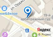 Следственное управление Следственного комитета РФ по Воронежской области на карте
