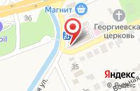 Схема проезда до компании Мясной магазин в Ленине