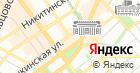 Издательский дом на карте