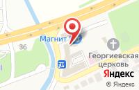Схема проезда до компании Лимпопо в Ленине