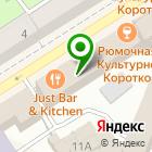 Местоположение компании Воронежпроект