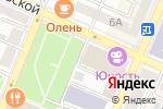 Схема проезда до компании Скай-Эксперт в Воронеже
