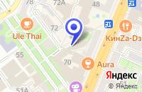 Схема проезда до компании Carcade Лизинг в Воронеже