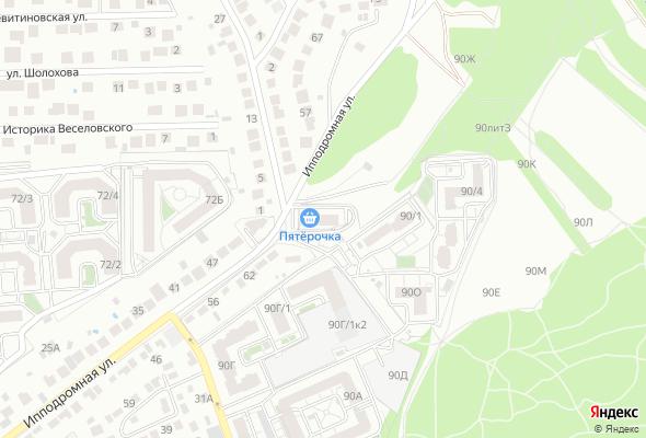 купить квартиру в ЖК Ипподромный