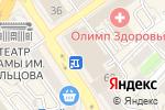 Схема проезда до компании Феникс в Воронеже