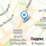 Max Mara на карте Воронежа