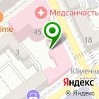 Местоположение компании Воронеж Дайв