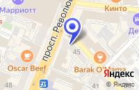 Схема проезда до компании РЕДАКЦИЯ ГАЗЕТЫ РОССИЙСКАЯ ГАЗЕТА в Воронеже