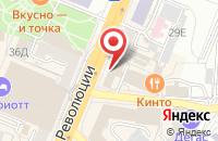 Схема проезда до компании Ойл Плюс в Воронеже