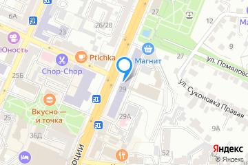 Афиша места Воронежский центр современного искусства
