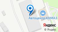 Компания Краснодарский автоцентр КАМАЗ на карте