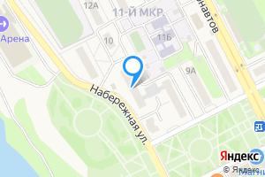 Снять однокомнатную квартиру в Нововоронеже Набережная ул., 8А