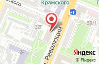 Схема проезда до компании Квинта-Мебель в Плеханово