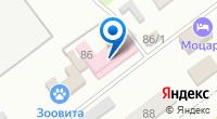 Компания KompServis.pro на карте