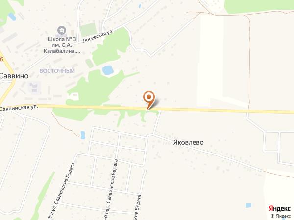 Остановка Яковлево (Московская область)