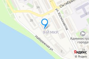 Снять трехкомнатную квартиру в Нововоронеже Набережная ул., 2А