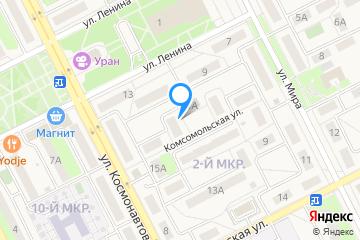 Афиша места Уран (Нововоронеж)