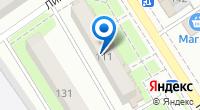 Компания Женская консультация на карте