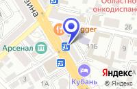 Схема проезда до компании ПРОДОВОЛЬСТВЕННЫЙ МАГАЗИН ТОРГАРТ в Воронеже