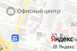Схема проезда до компании Городская аптека №7 в Воронеже