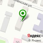 Местоположение компании Воронежский межрегиональный институт переподготовки кадров пищевой и перерабатывающей промышленности