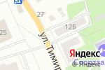 Схема проезда до компании ФотоДом в Воронеже