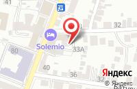 Схема проезда до компании Формат в Воронеже