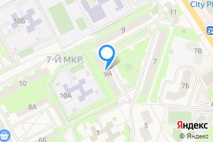 Двухкомнатная квартира в Нововоронеже Первомайская ул., 9А