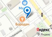 Адвокат Суханов В.В на карте