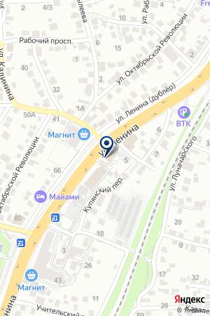 Flor2u.ru на карте Воронежа