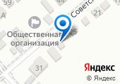 Венский сад на карте