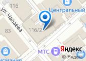 Магазин подарков на ул. Чапаева (Динская) на карте