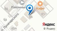 Компания Адвокат Вахнов А.Е. на карте