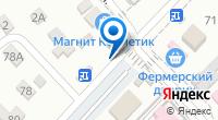 Компания Дракон на карте
