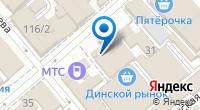 Компания Валентина на карте