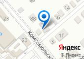 ИП Зайчик Д.В. на карте