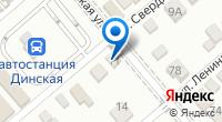 Компания Napao на карте