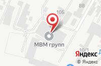 Схема проезда до компании Механизатор в Воронеже