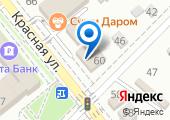 Магазин мужской и женской одежды на карте