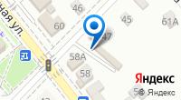 Компания Мириданс на карте