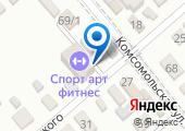 Сервис+ на карте