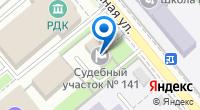 Компания Мировые судьи Динского района на карте