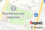 Схема проезда до компании Чайный советник в Воронеже