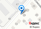 Кондитерский магазин на карте