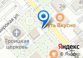 Магазин электротоваров на Красной (Динская) на карте