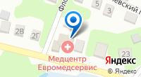 Компания Евромедсервис на карте