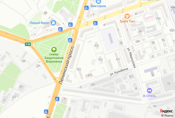 жилой комплекс КИРОВСКИЙ